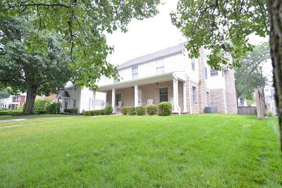 Columbus Single Family Home Contingent Finance And Inspect: 1868 Bedford Road