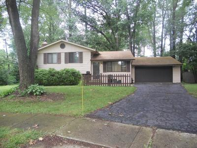 Reynoldsburg Single Family Home Contingent Finance And Inspect: 6505 Lexleigh Court