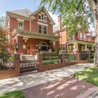 Columbus Single Family Home For Sale: 95 E Deshler Avenue