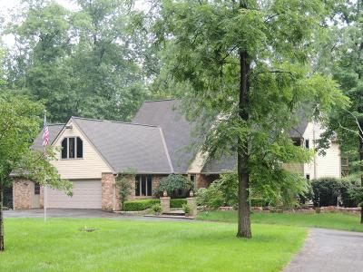 Columbus Single Family Home For Sale: 3238 Knoll Drive