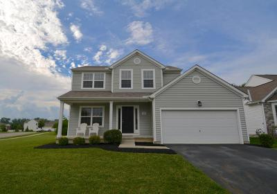 Reynoldsburg Single Family Home Contingent Finance And Inspect: 7122 Calusa Drive
