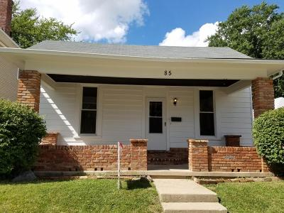 Single Family Home Contingent Finance And Inspect: 85 E 4th Street