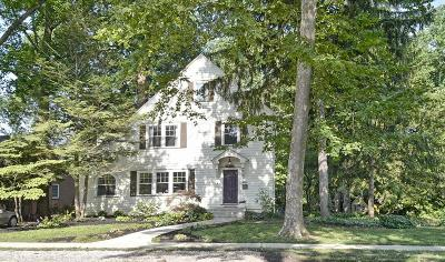 Columbus Single Family Home Contingent Finance And Inspect: 4725 Olentangy Boulevard