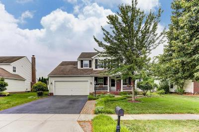 New Albany OH Single Family Home Contingent Finance And Inspect: $310,000
