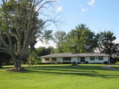 Johnstown Single Family Home Contingent Finance And Inspect: 9020 Concord Road