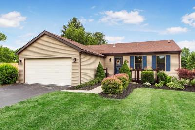 Worthington Single Family Home Contingent Finance And Inspect: 1190 Exploration Court