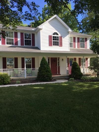 Williamsport OH Single Family Home For Sale: $239,900