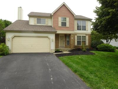 Grove City Single Family Home For Sale: 5776 Birch Bark Court