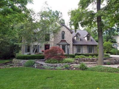 Columbus Single Family Home For Sale: 3088 Scioto Estates Court
