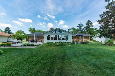 Hilliard Single Family Home Contingent Finance And Inspect: 4806 Hayden Crest Road