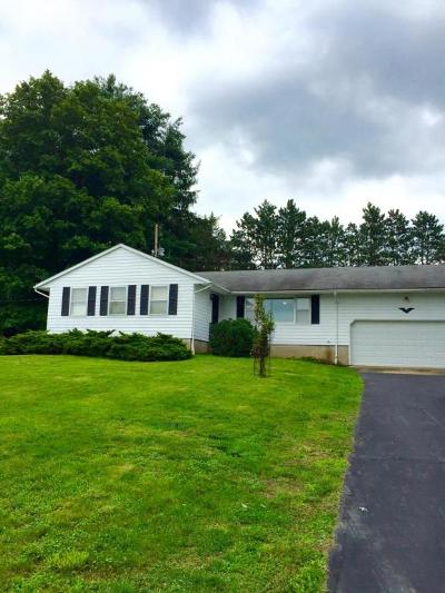 Single Family Home For Sale: 11850 Chillicothe Lancaster Road SW