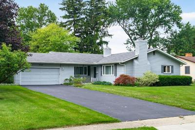 Columbus Single Family Home Contingent Finance And Inspect: 2325 Sheringham Road