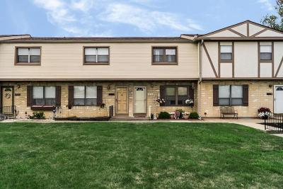 Grove City Condo Contingent Finance And Inspect: 3816 Queen Anne Place