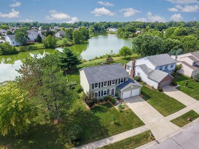 Columbus Single Family Home For Sale: 645 Waybaugh Drive