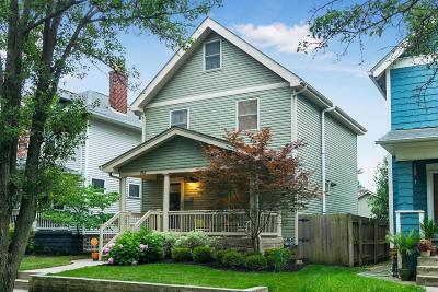 Columbus Single Family Home Contingent Finance And Inspect: 263 E Mithoff Street