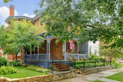 Columbus Single Family Home Contingent Finance And Inspect: 1075 Harrison Avenue