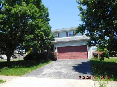 Single Family Home For Sale: 2624 Admiral Drive