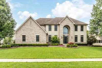 Westerville Single Family Home For Sale: 6368 Autumn Crest Court
