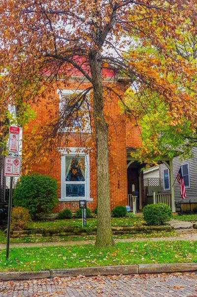Columbus Single Family Home For Sale: 444 W 2nd Avenue
