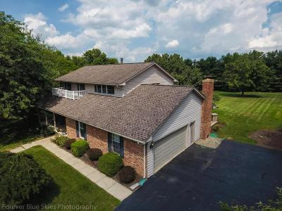 Westerville Single Family Home For Sale: 5700 Clover Lane