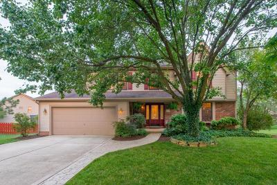 Dublin Single Family Home Contingent Finance And Inspect: 7568 Ashlord Court