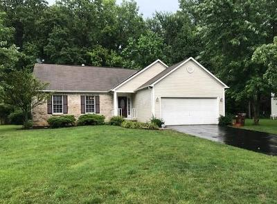 Etna Single Family Home Contingent Finance And Inspect: 9825 Lynns Road