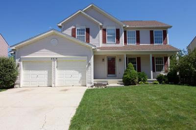 Grove City Single Family Home Contingent Finance And Inspect: 2318 Ziner Circle S