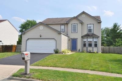 Grove City Single Family Home Contingent Finance And Inspect: 4157 Demorest Cove Court