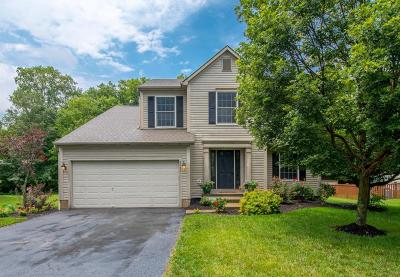 Grove City Single Family Home Contingent Finance And Inspect: 5733 Paul Talbott Circle