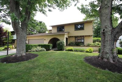 Reynoldsburg Single Family Home Contingent Finance And Inspect: 1080 Tiffany Drive