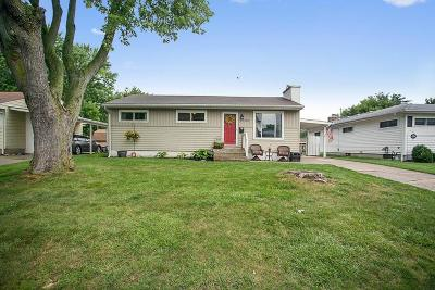Single Family Home For Sale: 5288 Morning Drive