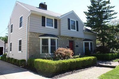 Columbus Single Family Home Contingent Finance And Inspect: 1535 Berkshire Road