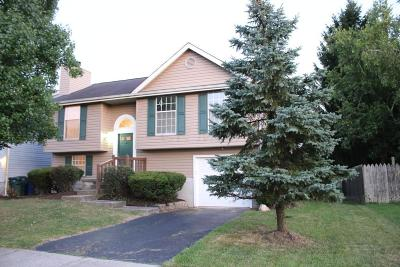 Reynoldsburg Single Family Home Contingent Finance And Inspect: 6953 Richfield Drive