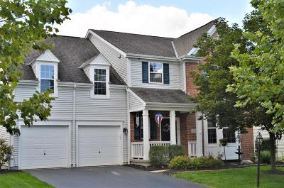 Blacklick Single Family Home For Sale: 7513 Ashley Meadow Drive