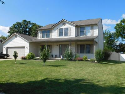 Single Family Home Contingent Finance And Inspect: 1110 Oxley Drive