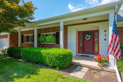 Columbus Single Family Home Contingent Finance And Inspect: 616 Marburn Drive
