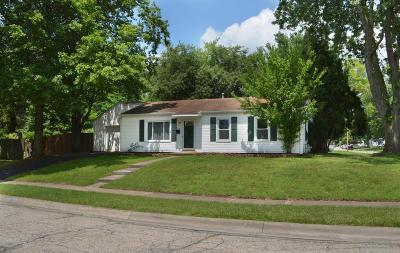 Reynoldsburg Single Family Home Contingent Finance And Inspect: 666 Deerfield Court
