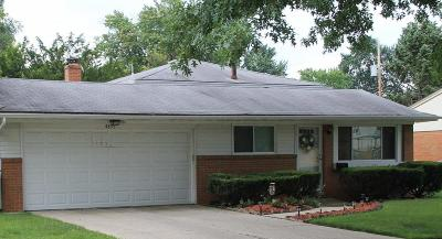 Single Family Home Sold: 4895 Carbondale Drive