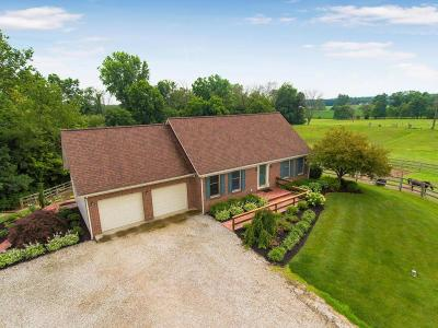 Single Family Home Contingent Finance And Inspect: 7243 Concord Road