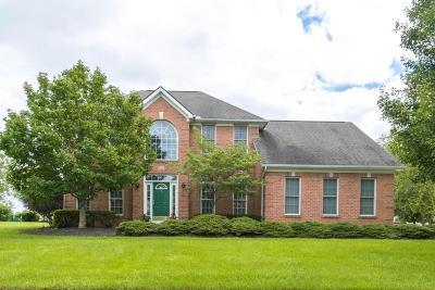 Pickerington Single Family Home For Sale: 7155 Optimara Drive