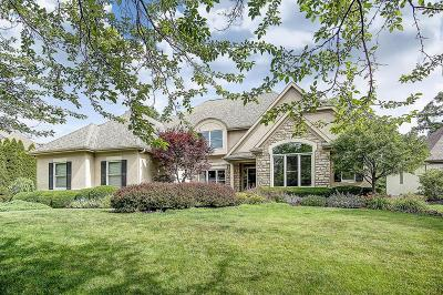 Worthington Single Family Home Contingent Finance And Inspect: 824 Cambridge Court