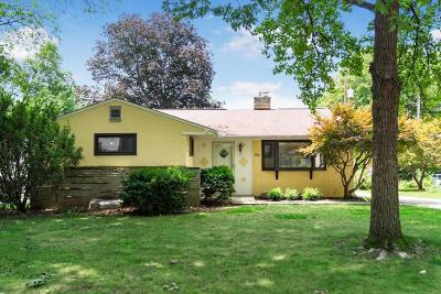Worthington Single Family Home Contingent Finance And Inspect: 981 Hartford Street