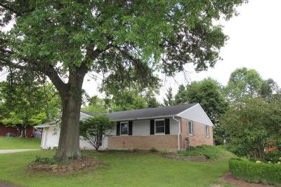 Reynoldsburg Single Family Home Contingent Finance And Inspect: 1436 Hammond Road