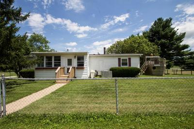 Baltimore Single Family Home Contingent Finance And Inspect: 10151 Lancaster-Kirkersville Rd NW NW