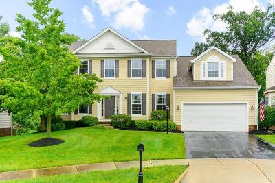 Columbus Single Family Home Contingent Finance And Inspect: 1375 Fisher Run Court
