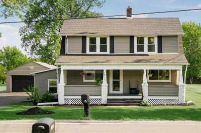 Single Family Home For Sale: 7611 Groveport Road