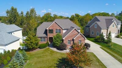 Westerville Single Family Home Contingent Finance And Inspect: 5861 Highland Hills Drive