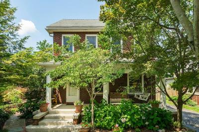 Single Family Home Contingent Finance And Inspect: 123 S Cassingham Road
