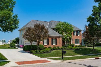Dublin Single Family Home Contingent Finance And Inspect: 6564 Ballantrae Place