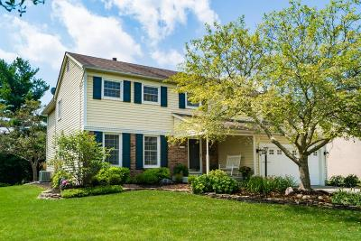 Dublin Single Family Home Contingent Finance And Inspect: 5329 Roscommon Road
